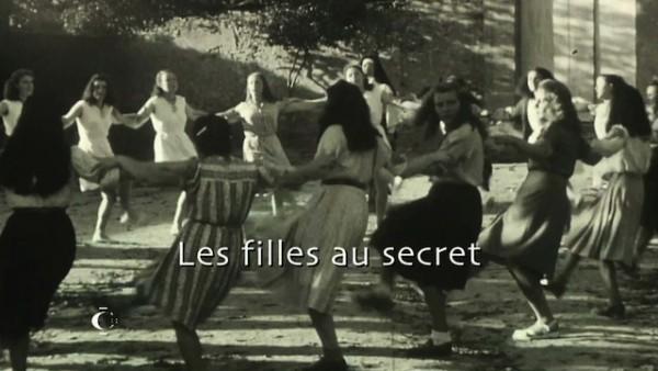 LES FILLES AU SECRET